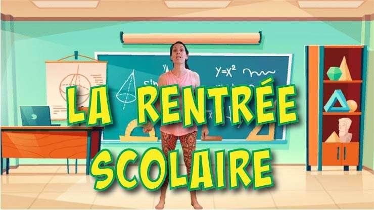 MY_Le rentrée scolaire